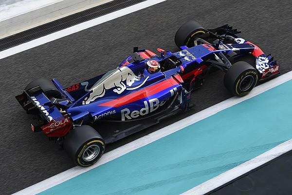 Формула 1 Новость В Toro Rosso рассказали о проблемах перехода на двигатели Honda