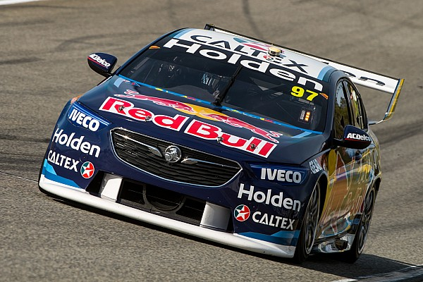 Supercars Perth Supercars: Van Gisbergen on pole, Penske Fords out in Q1