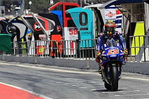 MotoGP Breaking news Vinales will try new approach to solve early-race woes