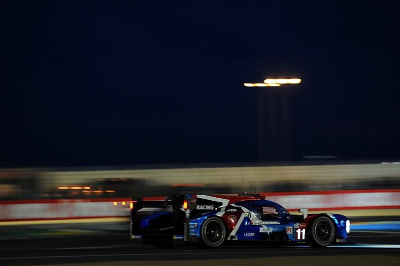 Buttont egyenesen sokkolta az éjszakai vezetés Le Mans-ban
