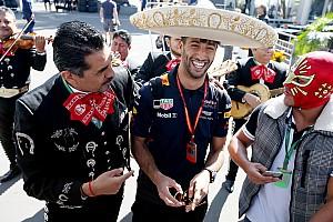 Формула 1 Избранное Гран При Мексики: лучшее из соцсетей