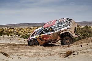 Dakar Entrevista Peugeot todavía no se decanta por Sainz