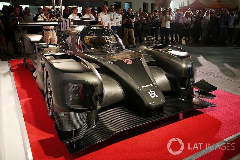 Endlich: DragonSpeed-LMP1 absolviert Shakedown