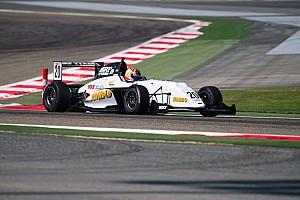 Indian Open Wheel Race report Bahrain MRF: Van Kalmthout takes lights-to-flag Race 3 win