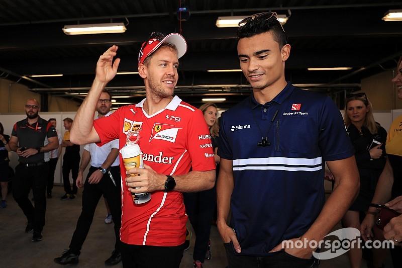 Wehrlein ígéri, mindent meg fog tenni Vettel és a Ferrari bajnoki címéért