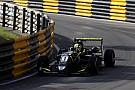F3 Lando Norris in pole provvisoria al GP di Macao di Formula 3