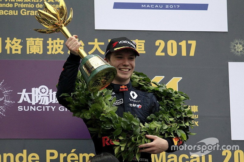 Bildergalerie: Die letzten Sieger beim Macau-Grand-Prix