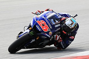 MotoGP Noticias Maverick Viñales, satisfecho con la M1 de Yamaha