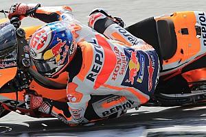 MotoGP Actualités Progresser par temps frais, la mission de Pedrosa cet hiver