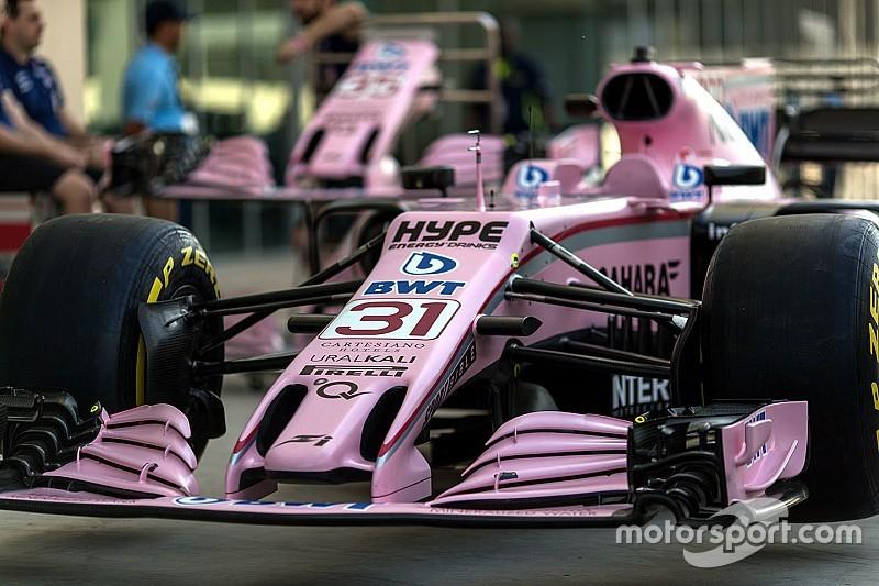 Elképesztő az, amit a Force India csinál a Forma-1-ben