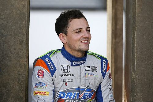 Wilson szóstym kierowcą Andrettiego