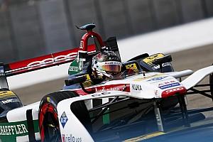 Формула E Отчет о гонке Абт выиграл вторую в истории гонку Формулы Е без сходов