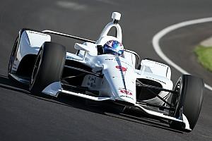 "IndyCar 速報ニュース インディカー、""シールド""テスト予定も判断急がず「導入の保証ない」"