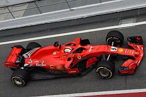 Forma-1 Elemzés Gyakorlatilag egyforma hosszú lett a Mercedes és a Ferrari 2018-as autója: technikai elemzés
