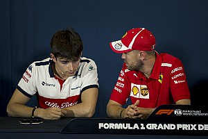 Formula 1 Breaking news Leclerc hopes for Ferrari chance as early as 2019