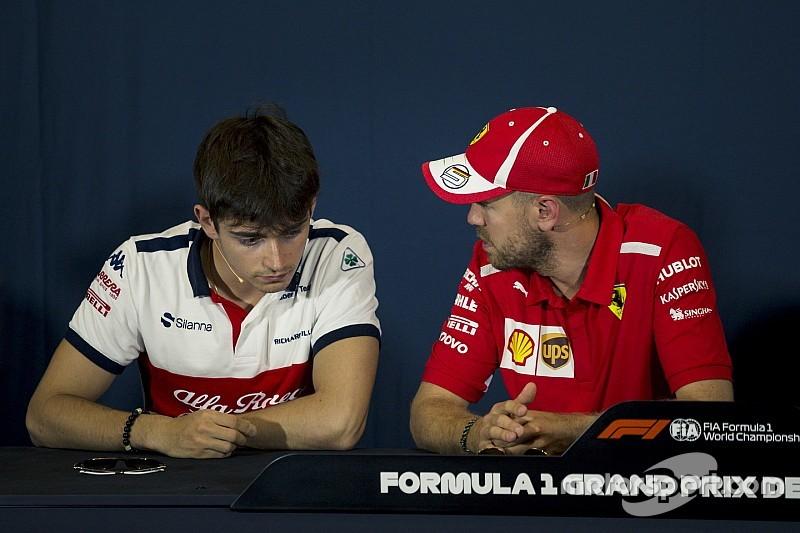 Леклер захотів стати призовим пілотом Ferrari вже у 2019-му