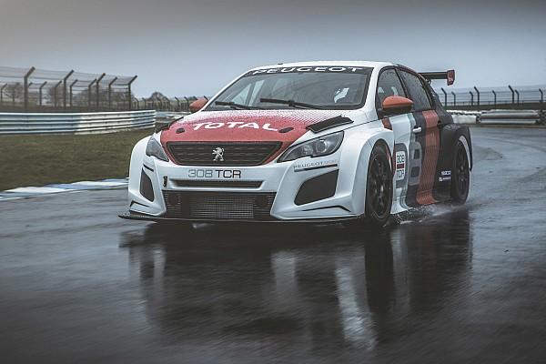 WTCC Son dakika Peugeot, WTCR'de mücadele edeceği yeni 308TCR'yi tanıttı