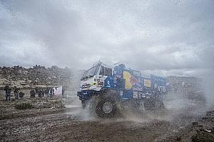 Dakar Résumé de course Camions - Nikolaev, intraitable mastodonte