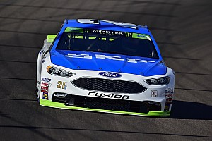NASCAR Cup Qualifying report Ryan Blaney and the Wood Brothers capture Phoenix pole