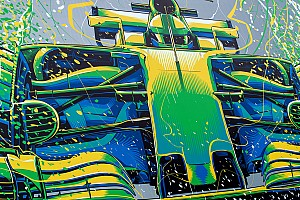Formula 1 Top List GALERI: Persiapan GP Brasil di Interlagos