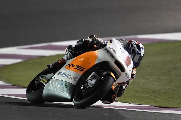 Moto2 速報ニュース 福島から世界へ……日本製シャシーNTSがMoto2デビュー「福島は元気」