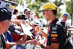 Stop/Go Livefeed Nem kérdés, miből pezsgőzne Ricciardo a győzelem esetén
