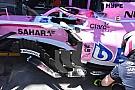 Közelebbről a Force India új aerodinamikai csomagja: elemzés