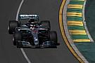 Fórmula 1 Hamilton lidera primeiro treino livre da F1 de 2018