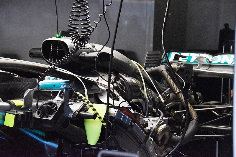 Colpo di scena Mercedes: è stato sostituito il motore sulla W09 di Bottas