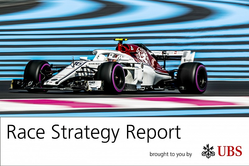 Strategy Report: The consequences of a mistake-ridden race