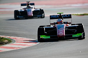 GP3 Testing report Hubert leads ART 1-2-3 on final GP3 test day