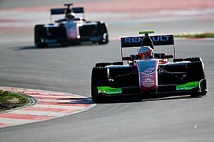 GP3 Test Test Barcellona, Giorno 2: Hubert guida la tripletta della ART Grand Prix