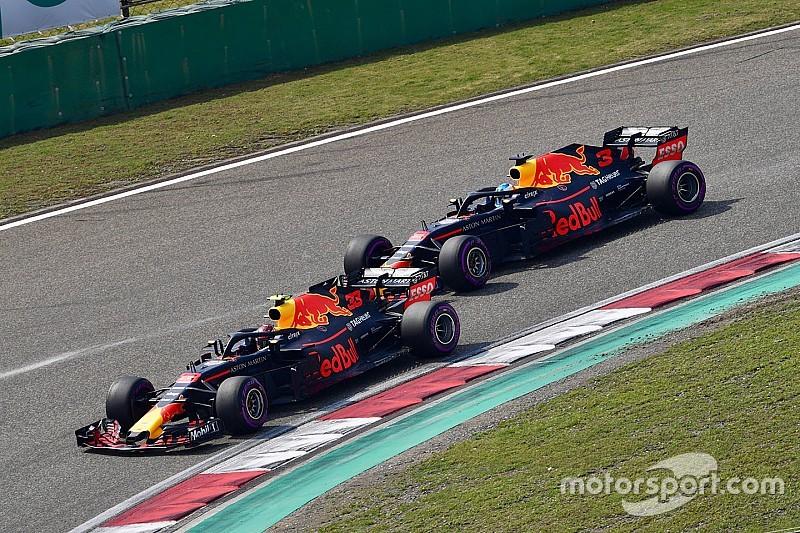Ricciardo: Gaps to Verstappen