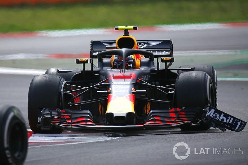 Verstappen esperaba perder más con su alerón delantero roto