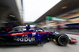 Forma-1 Jelentés a szabadedzésről Gasly: Most is ott vagyunk a Renault és a Haas környékén