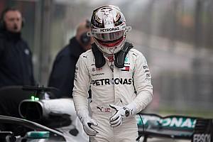 Fórmula 1 Noticias Hamilton reconoce que su rendimiento en China fue