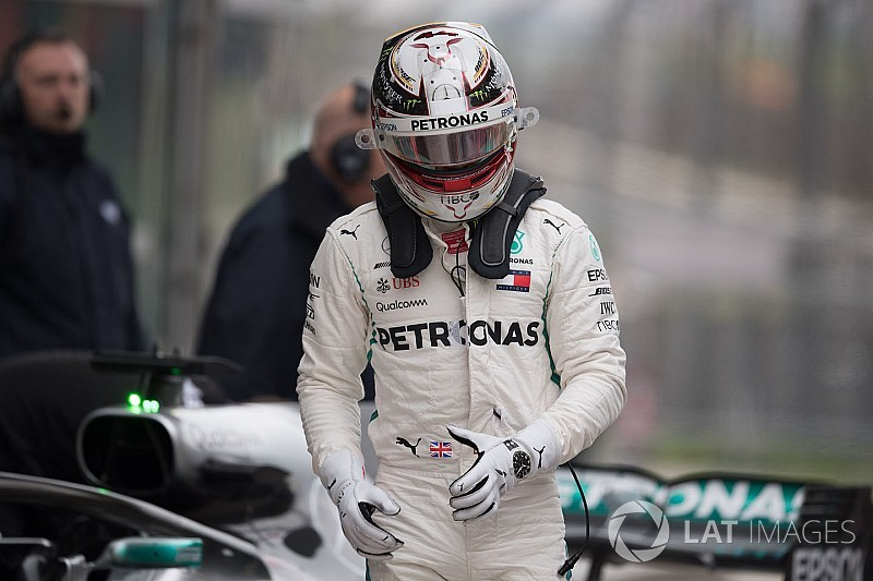 Hamilton calificó la carrera de China como un