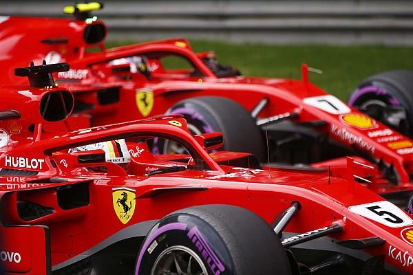 Ferrari favorise déjà Vettel au détriment de Räikkönen, selon Symonds