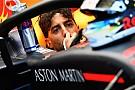 Ricciardo penalizzato con tre posizioni sulla griglia di domenica!