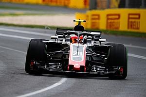 Fórmula 1 Declaraciones Haas espera obtener buenos puntos tras la gran calificación