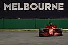 Ergebnis: Formel 1 Melbourne 2018, Qualifying