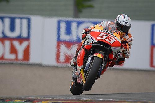 Honda: Marquez's Germany win won't transform season