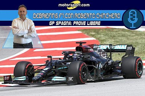 Podcast F1: Chinchero analizza le Libere del GP di Spagna