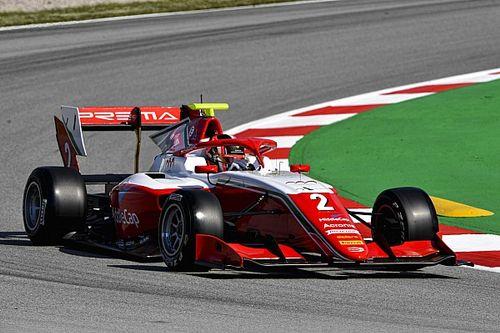 Fransa F3: Leclerc, Prema'daki ilk galibiyetini aldı