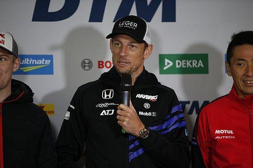 Montoya en Button in virtuele 24 uur van Le Mans