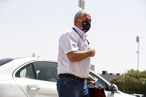 Verstappent és a Red Bull tagjait beoltották, Markót még nem