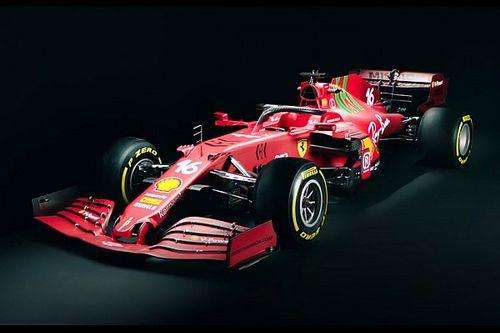法拉利发布SF21赛车,2021十款新车悉数亮相