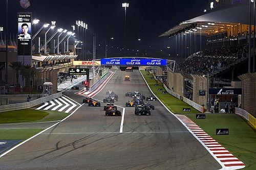 الكشف عن روزنامة الفورمولا واحد لموسم 2022 وانطلاقها من البحرين والسعوديّة