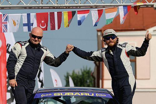 Subaru Historic Rally Team w FIA ERC
