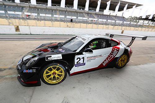 Porsche Cup Brasil completa pré-temporada em Interlagos